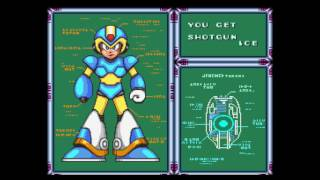 SQUEEZE THE WORLD! Gaming- Mega Man X Drunk Run- Double Vision