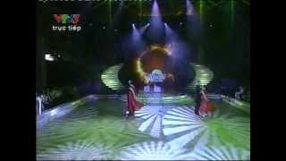 BƯỚC NHẢY HOÀN VŨ 2011   Đêm thứ 8 Điệu Tango   Tisho, Valeriya, Daniel, Tsveta