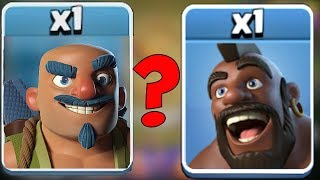 Finally another brotha | Clash Of Clans | Merchant similarities