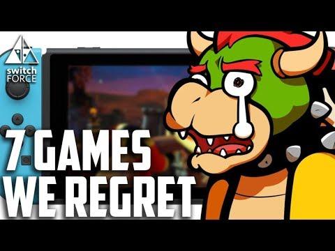 7 Switch Games We Regret Buying!