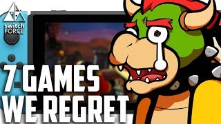 7 Switch Games We Regret Buying!
