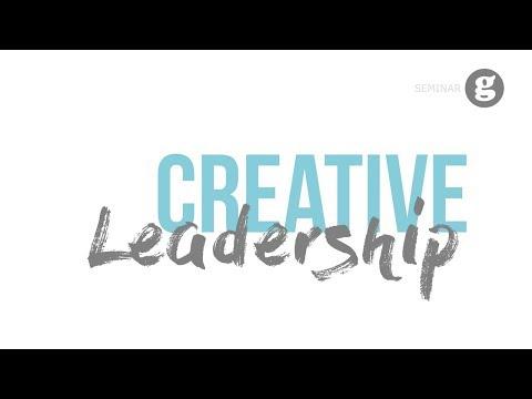 Creative Leadership Seminar