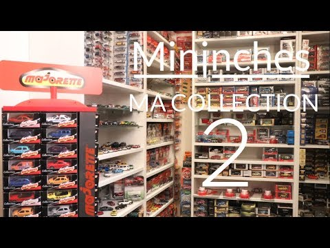 Mininches 2Des Hotwheels De Majorette Norev Siku Voitures Ma Milliers 164 Miniatures Collection SUMVpz