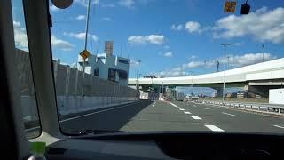 阪神高速 / 豊中南から池田木部第二出口(北行き)方面