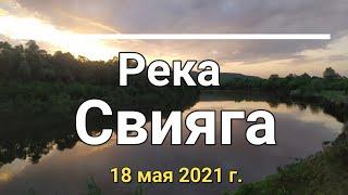 Рыбалка на реке Свияга 18 мая 2021 г Лещ густера плотва