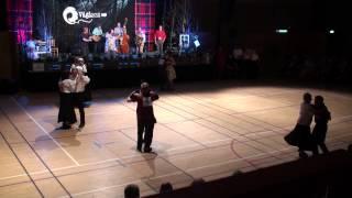 Finale runddans LF Vågå 2012 masurka