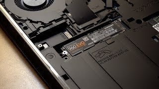 How to Upgrade the SSD in an Alienware Laptop