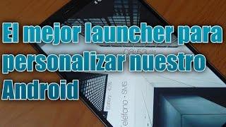 El mejor launcher para personalizar nuestro Android - Launcher Lab