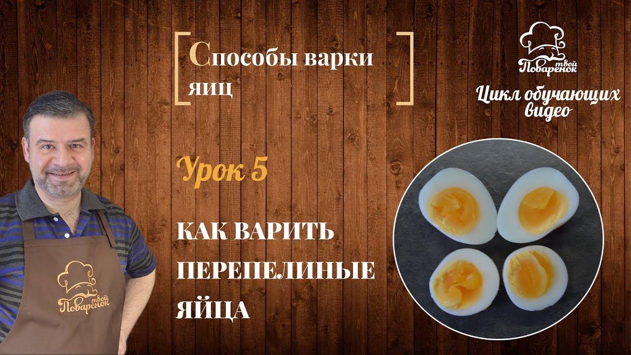 Сколько времени варить перепелиные яйца
