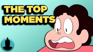 7 Important Steven Universe Moments - (ToonedUp #167) | ChannelFrederator