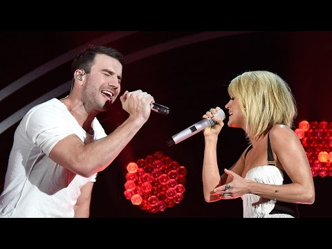 Carrie Underwood & Sam Hunt's Steamy Perform At 2016 Grammys
