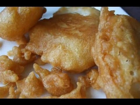 Long John Silver's Battered Fish with Crumbs!!