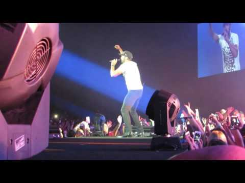 "Luke Bryan ""Kick The Dust Up"" Live @ Susquehanna Bank Center"