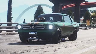 Need for Speed Payback - Derelict Ford Mustang '65 All Parts Locations Guide