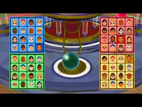 Wii Party Bingo Gameplay HD