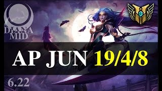 39 Play Diana AP Jungle
