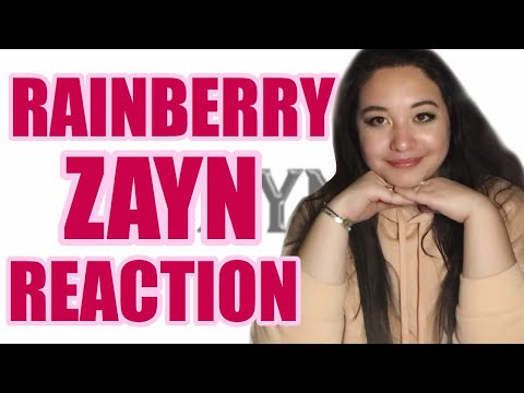 RAINBERRY - ZAYN - REACTION