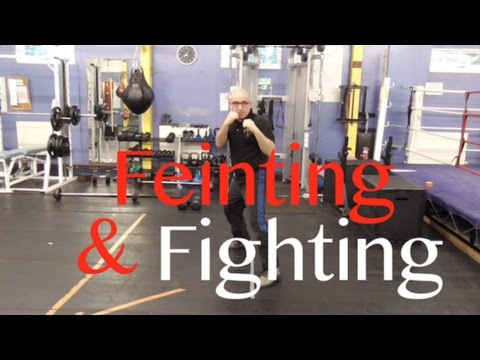 3 Ways to Feint in a Fight - 90 Second Boxing Tips