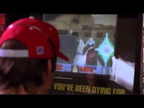 Grosse Pointe Blank - Shooting Scene With Doom 2 Arcade - YouTube
