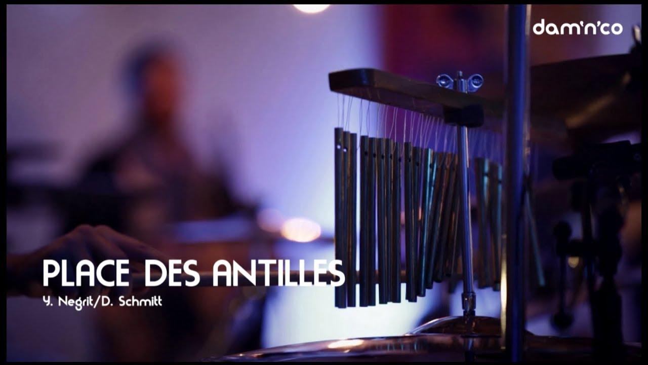 dam'n'co | PLACE DES ANTILLES