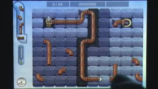 Pipe Mania iPhone Gameplay Video Review - AppSpy.com