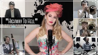 """""""Highway to Hell"""" (AC/DC) 1950s Doo Wop Cover by Robyn Adele Anderson"""