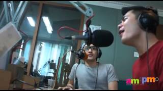 AMPM - Bangun Cinta @Iradio Jakarta 17 Mei 2013