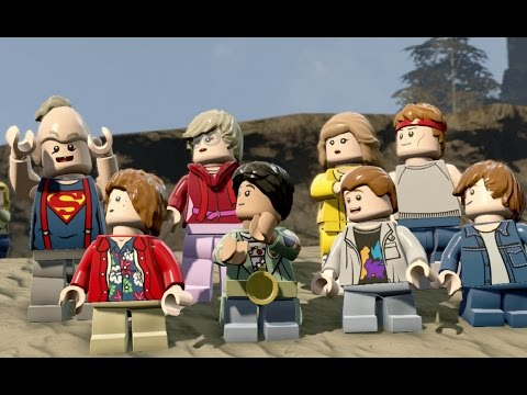 LEGO Dimensions - The Goonies Level Pack Walkthrough