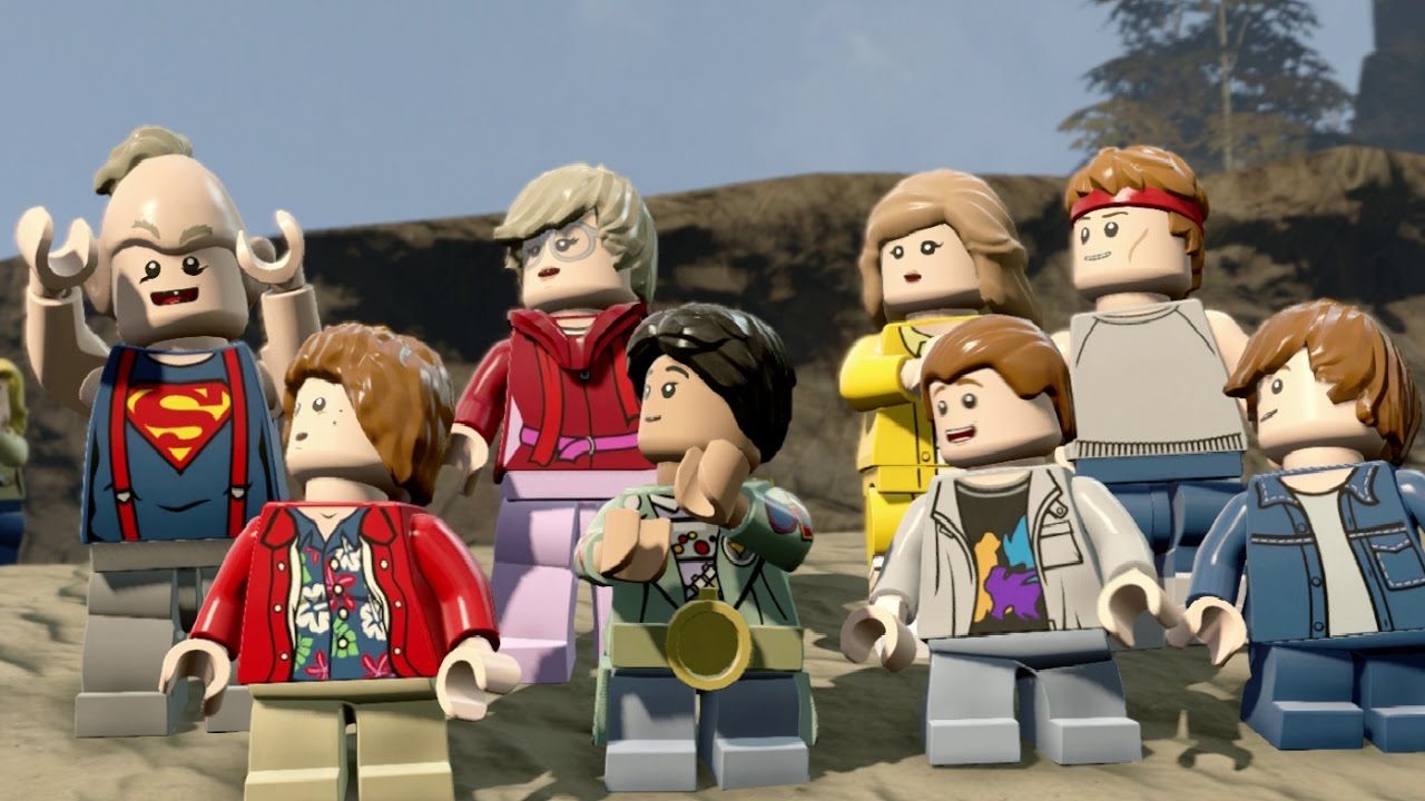 Image result for goonies lego dimensions