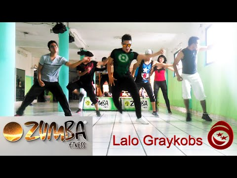 ZUMBA Baddest Girl In Town - Pitbull ft. Mohombi & Wisin (by Lalo Graykobs)