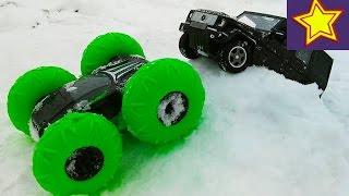 Машинки Игрушки на Радиоуправлении Видео для детей Kids toys cars RC