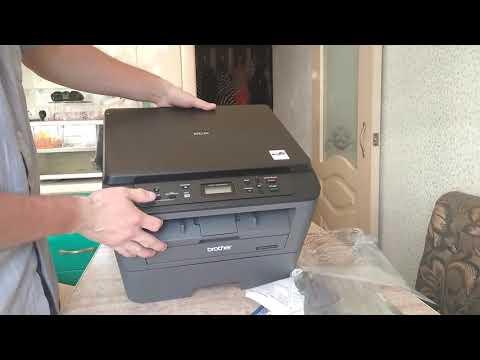 ОНЛАЙН ТРЕЙД.РУ — Лазерное МФУ Brother DCP-L2520DWR принтер/копир/сканер лазерный
