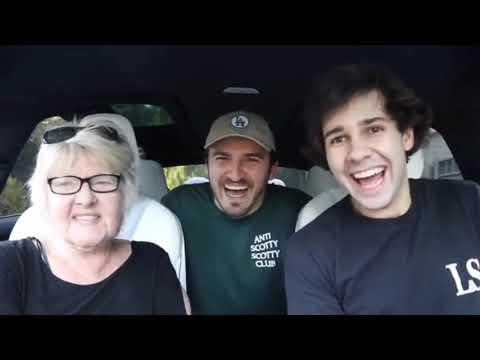 JASON'S MOM BEST MOMENTS - DAVID'S VLOG