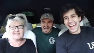JASON'S MOM BEST MOMENTS - DAVID'S VLOG