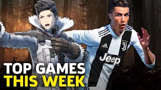 New Releases - Top Games Out This Week -- September 23-30 2018