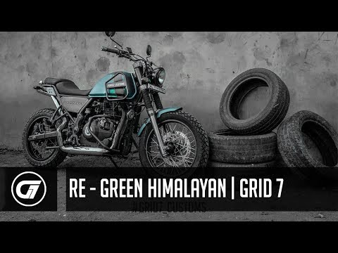 GRID7 CUSTOM HIMALAYAN