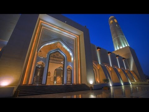 Grand Mosque Qatar Supply of interior Lights Project | Mubarak International Company