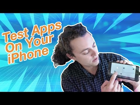 How To Test Apps On Your IPhone (Xcode Tutorial)