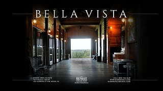 BELLA VISTA - LUXURY FARM FOR SALE AIKEN, SC