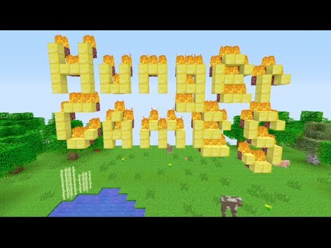 Minecraft: The Hunger Games #1