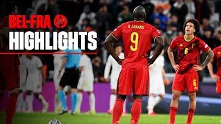 Бельгия  2-3  Франция видео