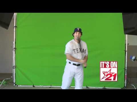 Texas Rangers Friday Night Baseball Promo Outtakes 2011