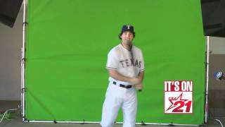 Texas Rangers Friday Night Baseball Promo Outtakes 2011