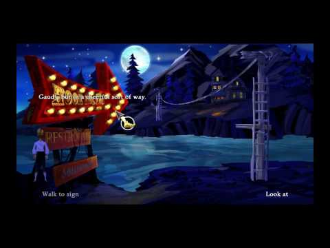 The Secret of Monkey Island: Special Edition Part 15 - A mysterious monster? |