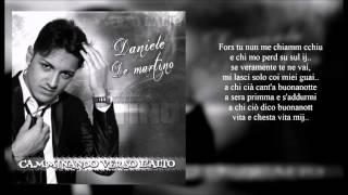 Daniele De Martino - Me pare ajere con Testo