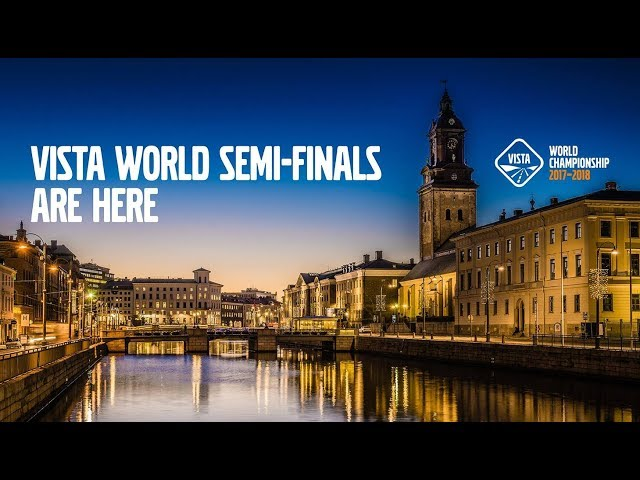 VISTA 2017/2018 : SEMI-FINAL HIGHLIGHTS