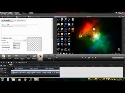 How To Hide Cursor In Recording Using Camtasia Studio