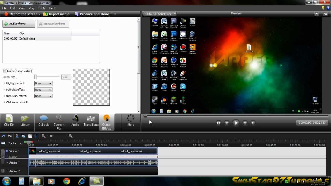 camtasia studio 8 download free full