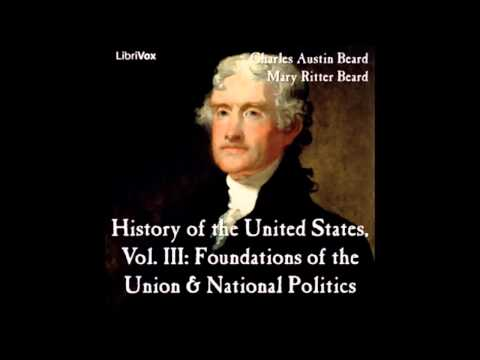 History of the United States - Clash of Political Parties: New Government/ Rise of Political Parties