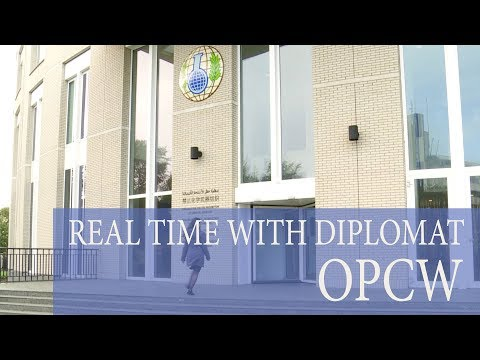 REAL TIME WITH DIPLOMAT - OPCW